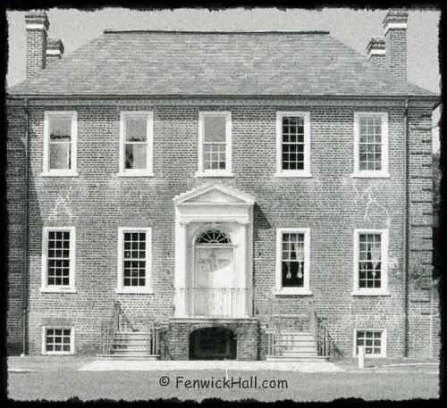 1730's Original Fenwick Hall