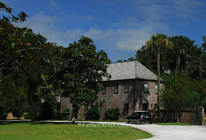 Fenwick's have been horseman for generations and continued their tradition in America on John's Island at their Plantation Fenwick Hall.