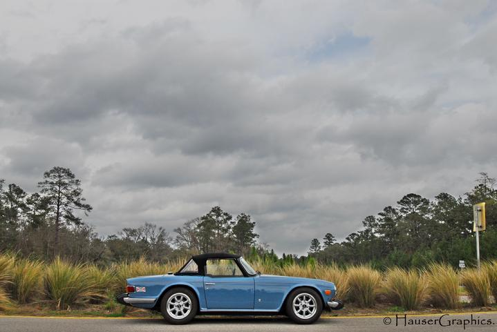FRENCH BLUE TR6