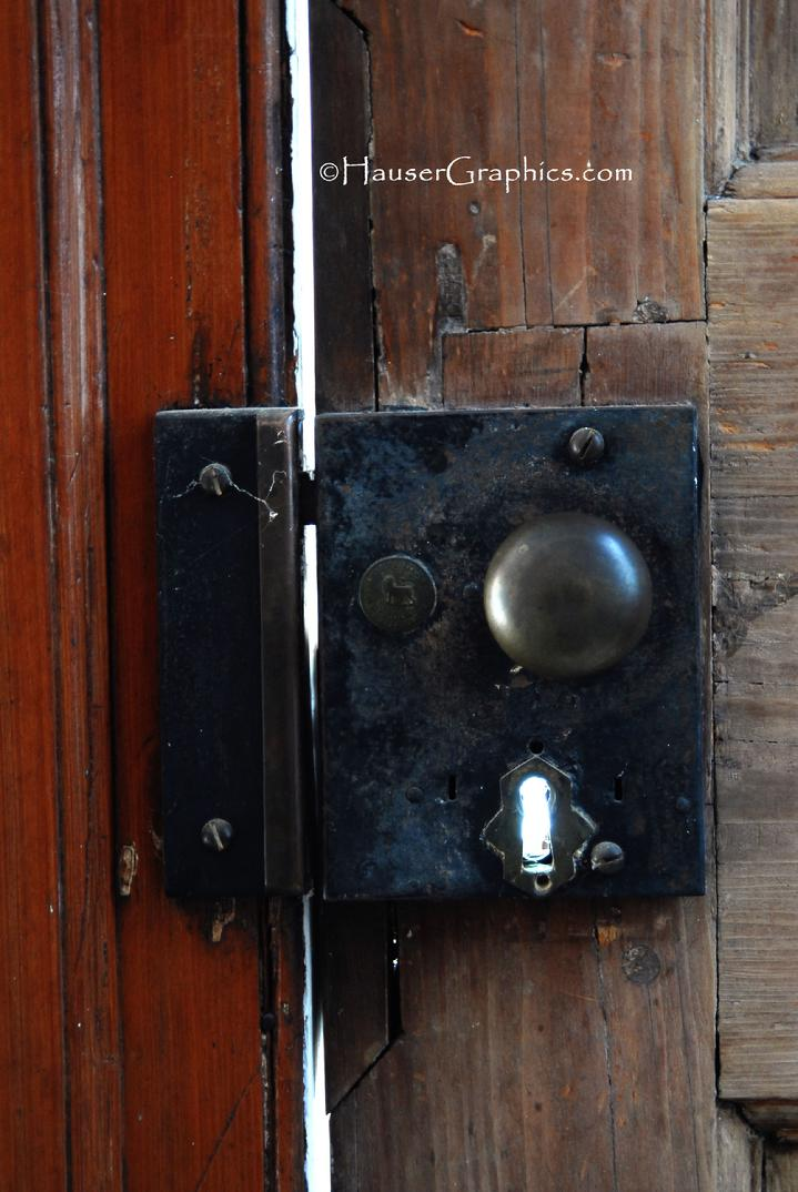 charleston iron work door locks precolonial